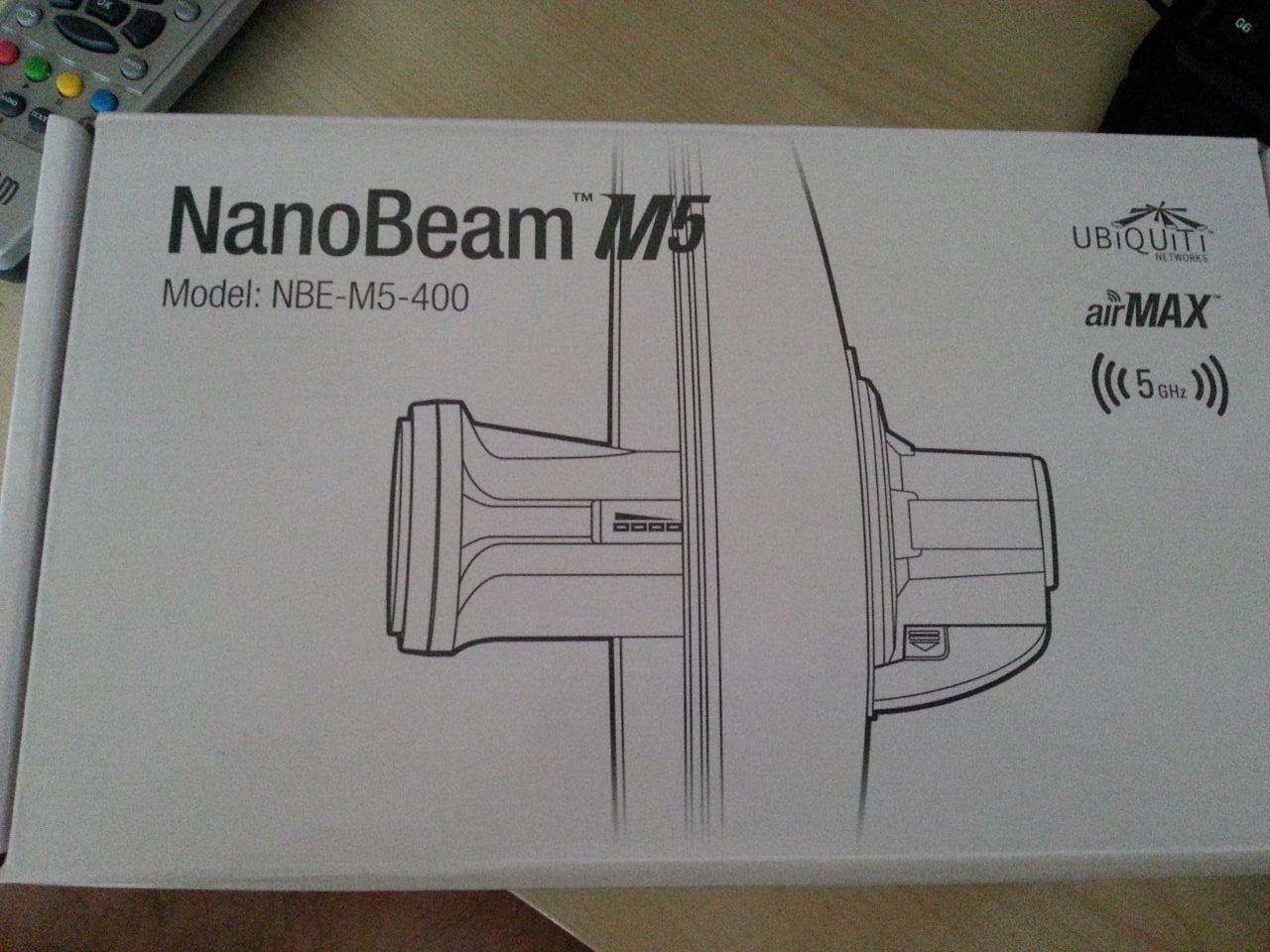 NanoBeam M5 - Welche Firmware? - Hardware - Freifunk Forum