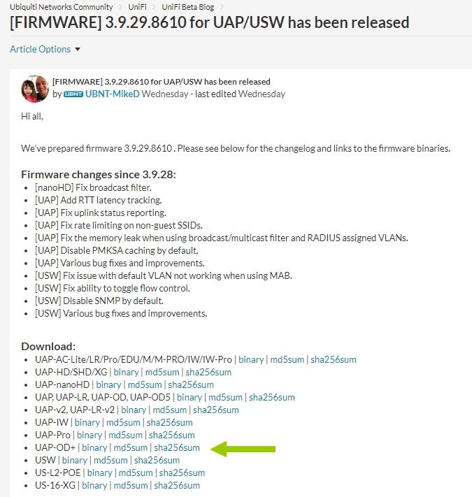 Ubiquiti UniFi AP Outdoor+ Router mit sehr hoher Reichweite