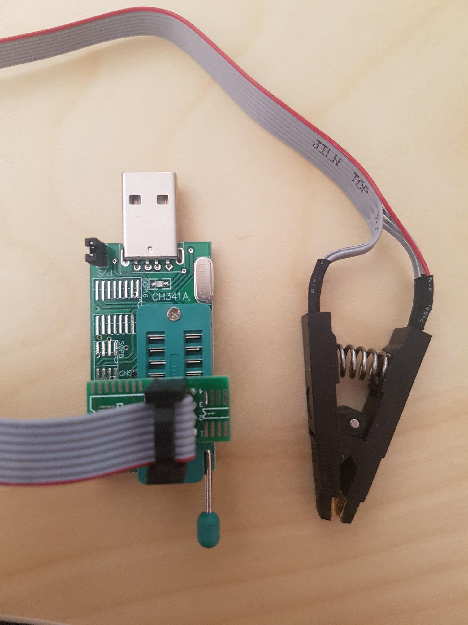 CPE210 v1 1 - wie Flash-Chip beschreiben? - Hardware - Freifunk Forum